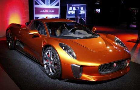 Los Angeles Auto Show: Check out the hottest cars at this year's show