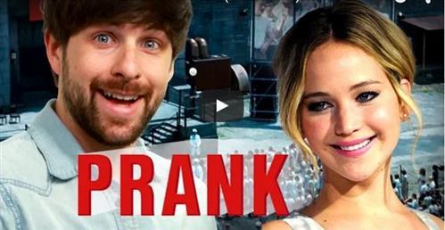 Watch: Jennifer Lawrence's most AKWARD interview!