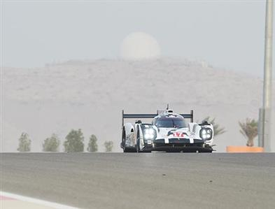 SET FOR OFF! 6 hours of Bahrain racing begins