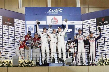 Bahrain: Double victory joy for Porsche