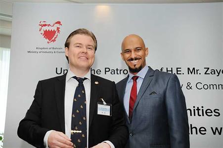 Bahrain 'smart choice for investors'