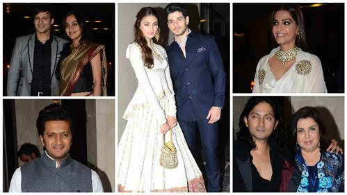 Starry Night: Bollywood A-listers light up Masaba's wedding