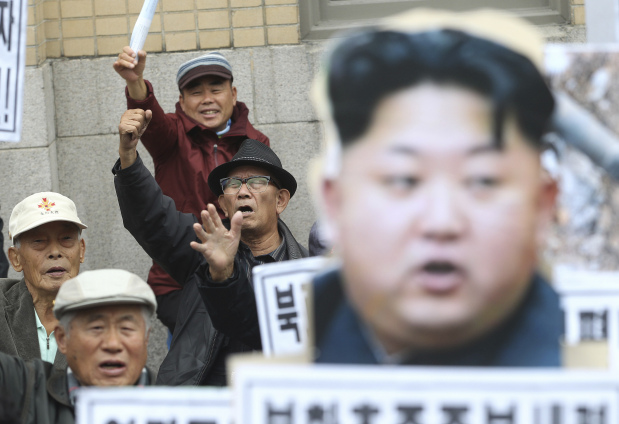 N. Korea slams South's live-fire drill