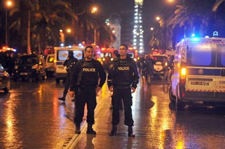 Tunisia president declares state of emergency after bombing