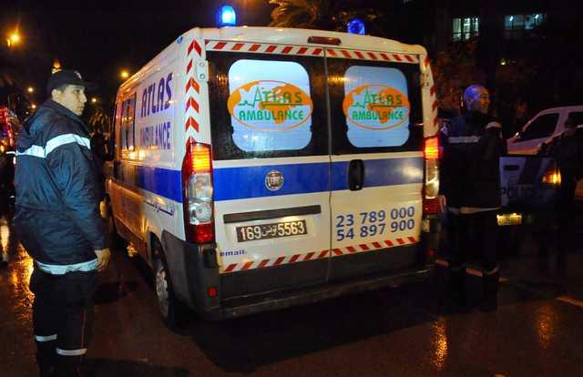 14 killed in Tunisia bus explosion