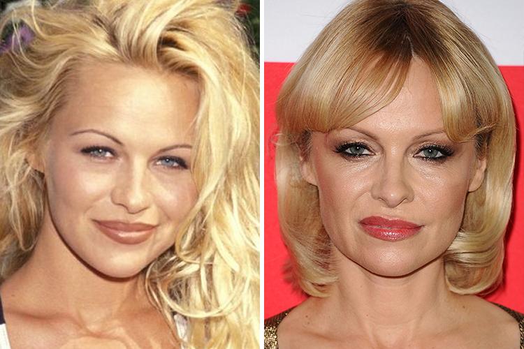 Celebs Pamela Anderson Demi Moore Nicki Minaj These 10 Celebs