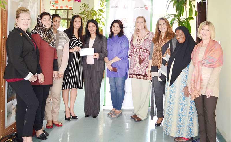 AWA sponsors students' fees