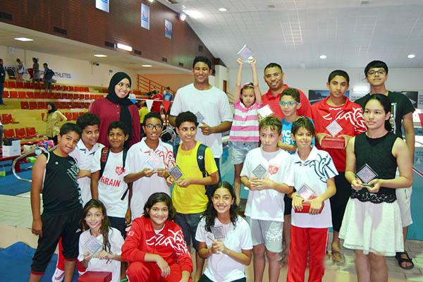 Other Sports: Bahraini swimming: Elite Bahrain set for Doha