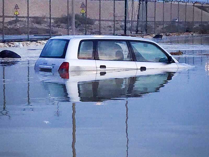 Floods bring chaos to Bahrain again