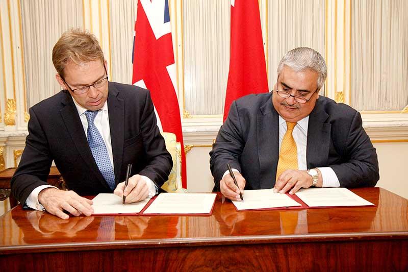 UK ties bolstered