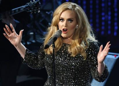 Adele announces 2016 live concert tour