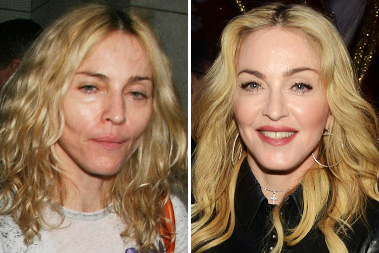 Hollywood: This is what your favourite celebs look like without make-up!