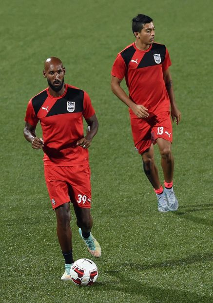 Anelka says he 'won't be back' in India