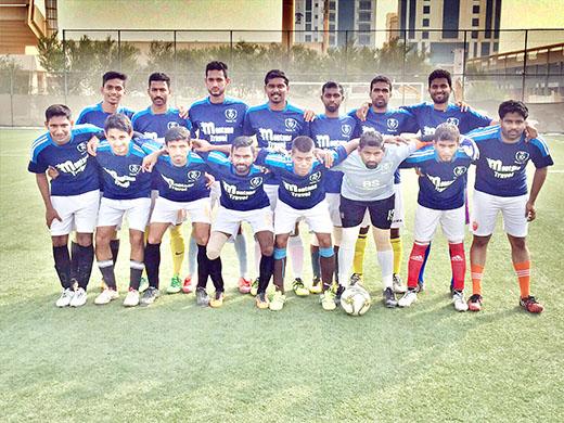 Bahrain Football: YGC hold Kerala United
