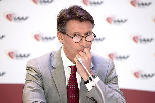 Coe steps down from Nike role