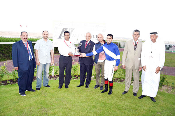 Bahrain Horse Racing: Empiricist wins Ali Venture Cup