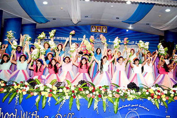 Al Noor students celebrate CBSE section's annual day