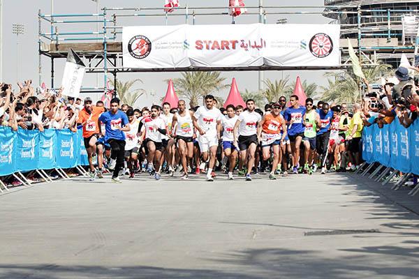 Marathon effort for charity
