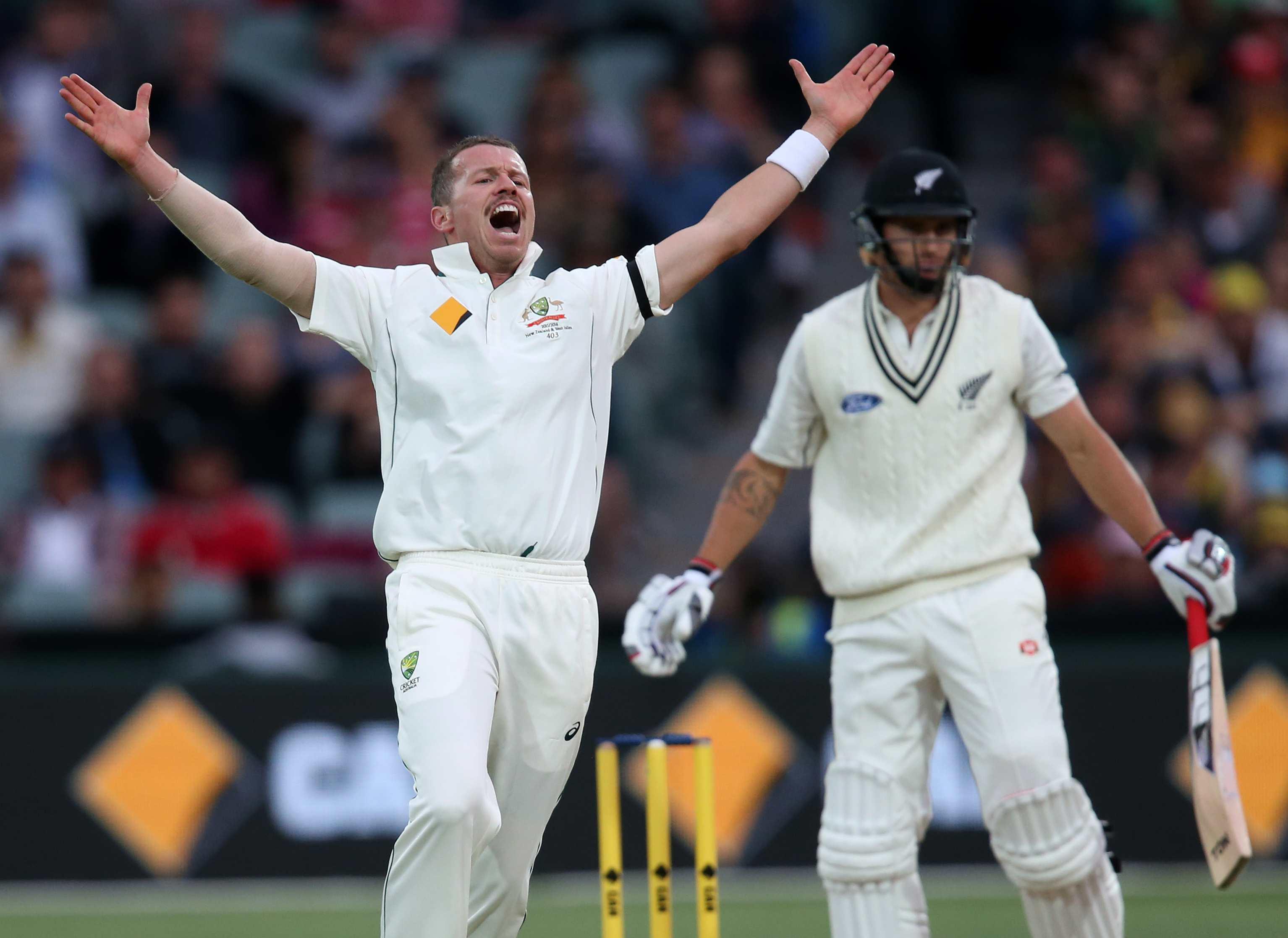 Australia off to fine start