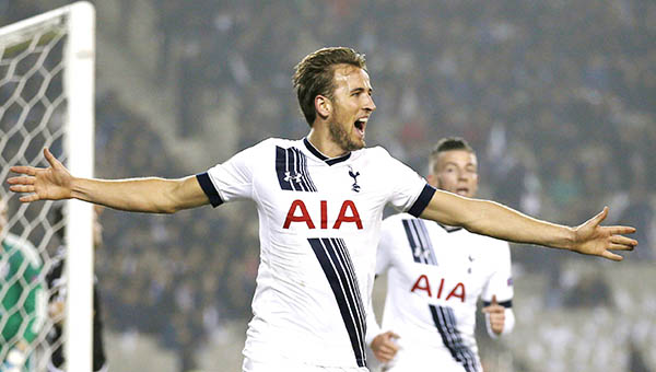 Europa League: Tottenham Hotspur in last 32