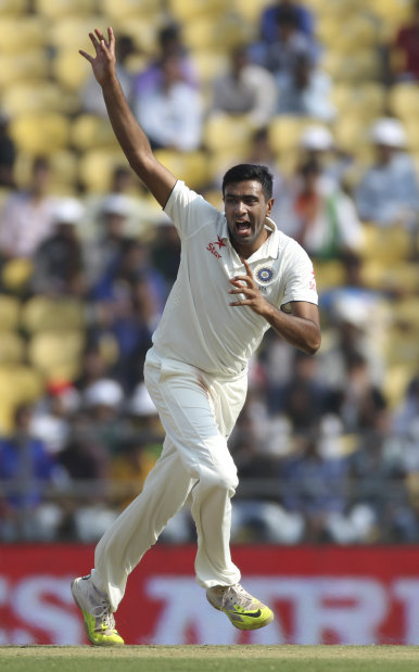 Cerebral Ashwin spins his way to the top