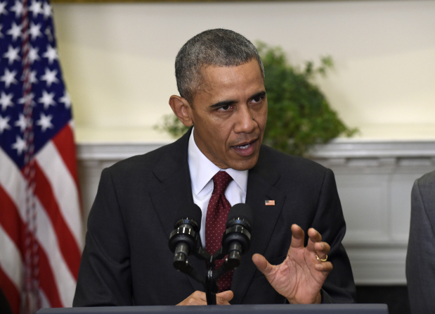 Obama denounces gun violence after latest deadly shooting
