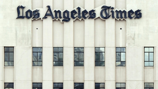 Is the Los Angeles Times about to change hands?