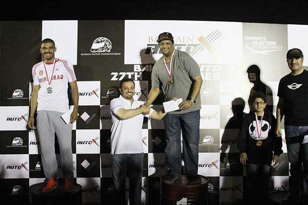Bahrain: Zainal races to victory