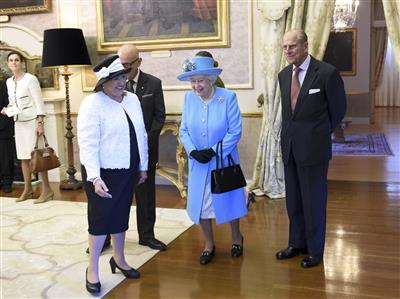 Queen Elizabeth wraps up nostalgic Malta trip