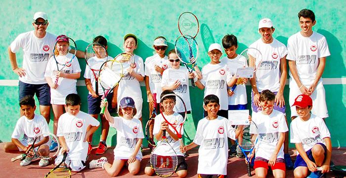 Bahrain sport: Euro Motors Junior Tennis Tournament begins