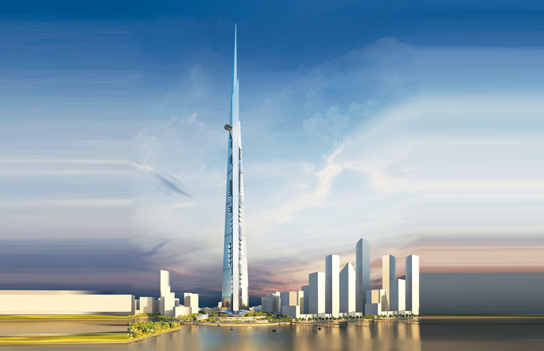 Saudi developer secures funds to complete world's tallest tower