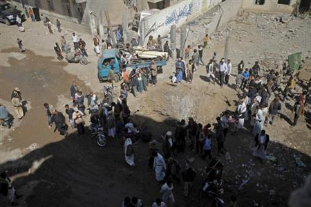 Yemen shells kill 3 more in Saudi border zone