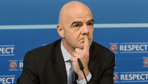 Gianni Infantino vows FIFA reforms from 'day one'
