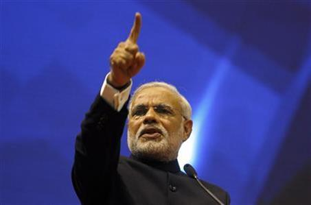 Indian PM Narendra Modi pulls up rich nations on climate change
