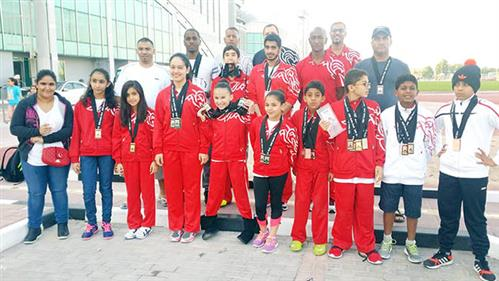 Bahrain sport: Young Bahraini swimmers excel