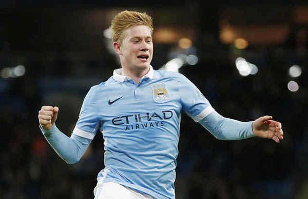 LEAGUE CUP: CITY ENTER SEMIS