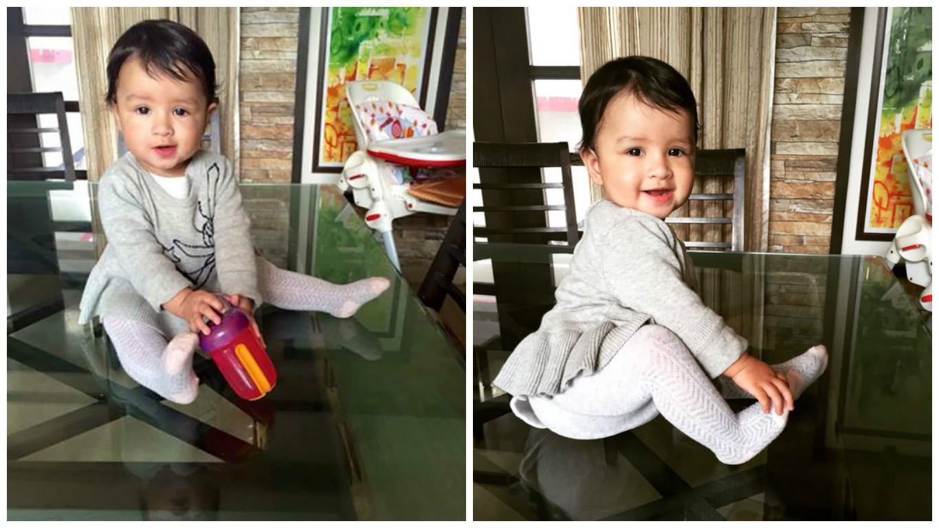 1 Here are top 5 adorable babies of stars which will leave you with a feeling of *Aww*