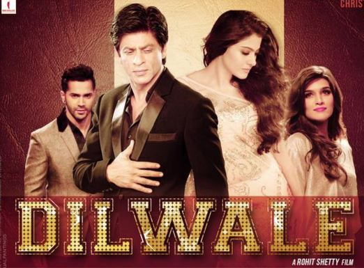 'Dilwale' is an out-and-out entertainer
