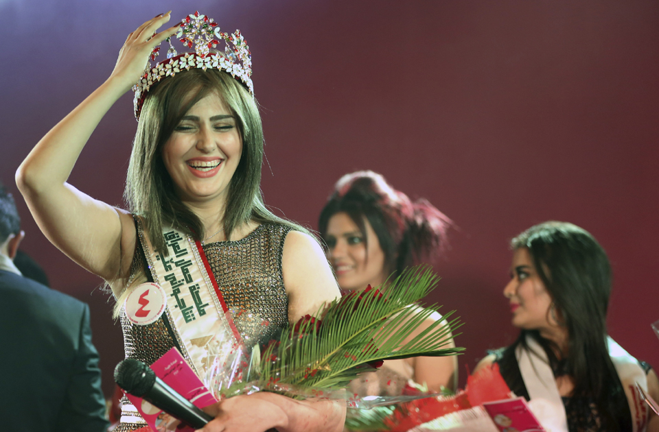 Iraqi beauty queen threatened to join Islamic State for 'sex jihad'