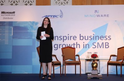 Middle East Business: Microsoft event stresss on reaching