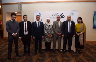 Kuwaiti students take part in NUKS conference in US