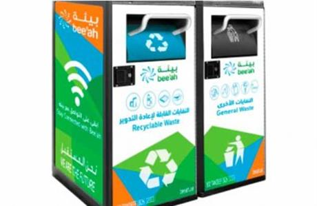 Bee'ah to launch smart WiFi bins in Sharjah