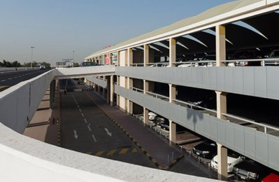 UPAC completes auto parking installation work