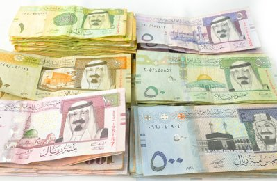 Dollar Saudi Riyal Forwards Jump