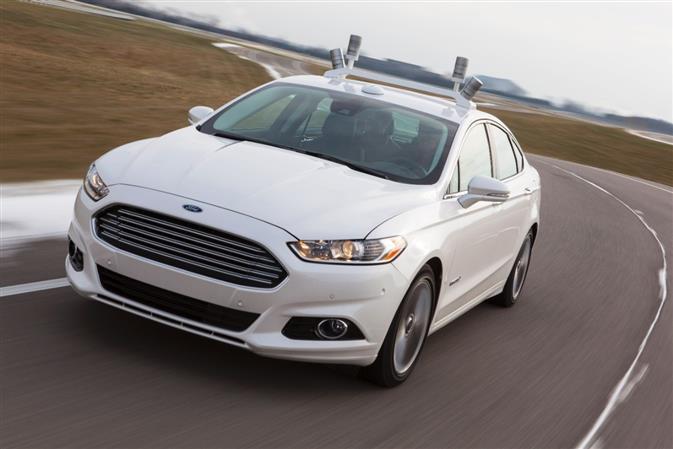 Ford will triple its autonomous car test fleet