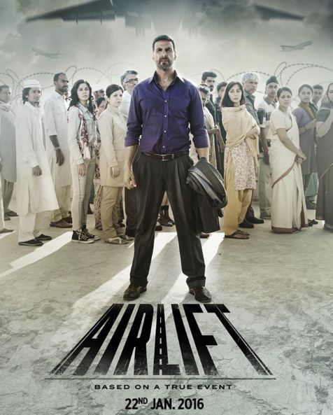 Movie Review: Screenplay is the real star in 'Airlift'