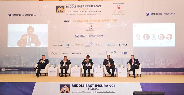 Insurance industry growth reviewed