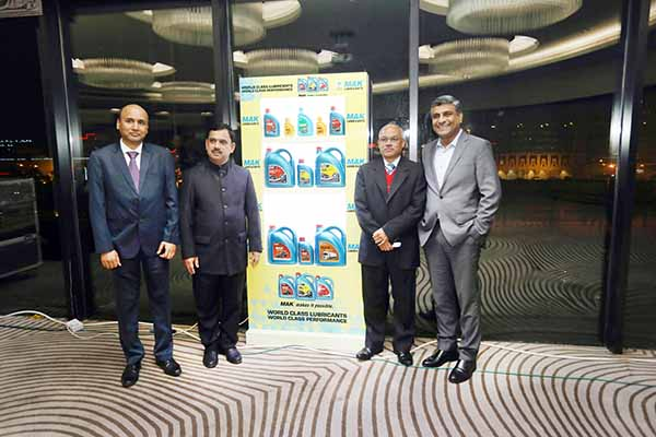 Jawad launches MAK Lubricants in Bahrain