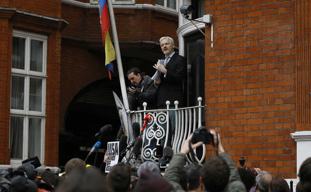 Assange hails victory after UN panel ruling