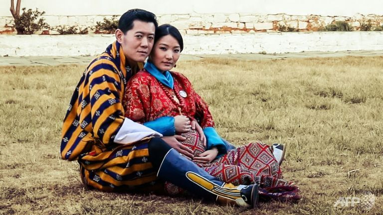 Bhutan's royal couple announce birth of baby prince